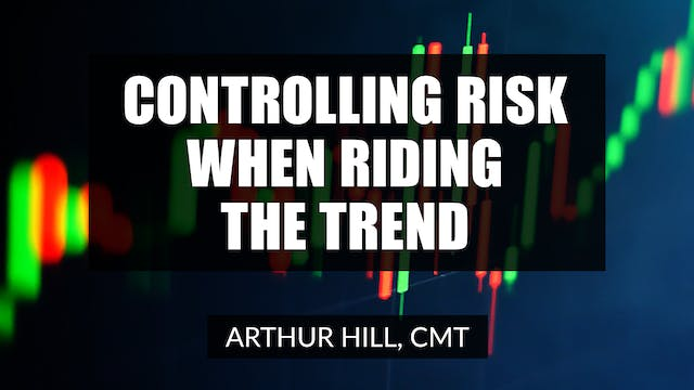 Controlling Risk When Riding the Tren...