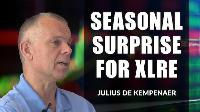 Seasonal Surprise for XLRE | Julius de Kempenaer (02.23)