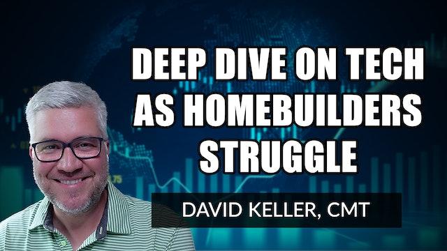 Deep Dive on Tech as Homebuilders Struggle   David Keller, CMT (06.02)