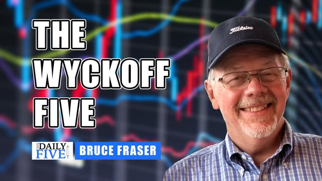 The Wyckoff Five | Bruce Fraser (08.03)