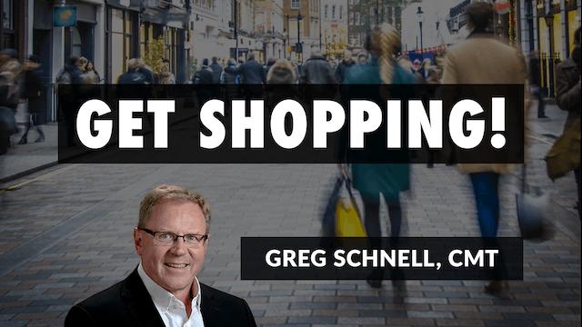 Get Shopping!   Greg Schnell, CMT (01.13)
