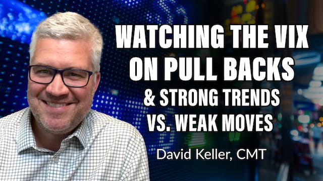 Why You Must Watch The VIX On Pullbac...