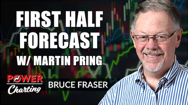 First Half Forecast with Special Guest Martin Pring  (01.15)