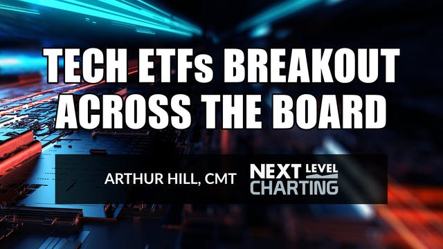 Tech ETFs Breakout Across the Board |...