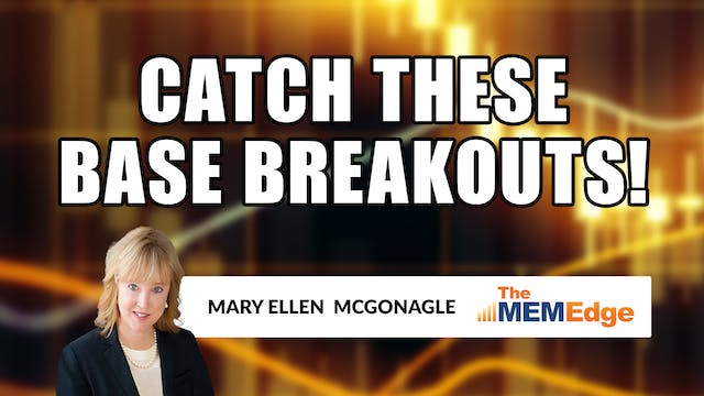 Catch These Base Breakouts! | Mary El...