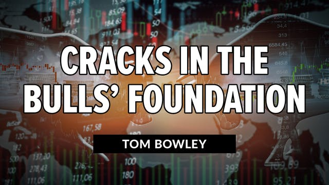 Cracks in the Bulls' Foundation | Tom...