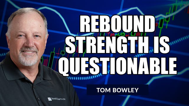 Rebound Strength is Questionable as T...