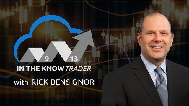 In The Know Trader with Rick Bensignor