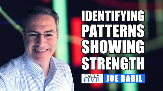 Identifying Patterns Showing Strength...