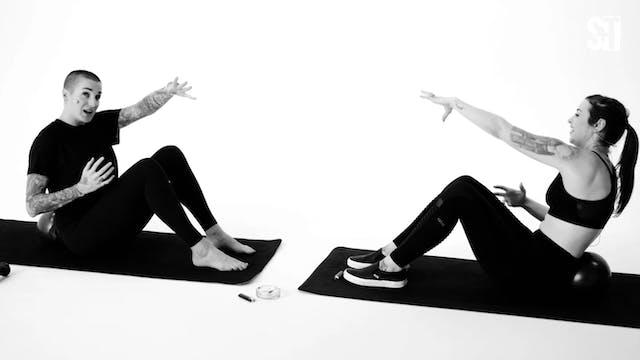 Full Body Energy Boost
