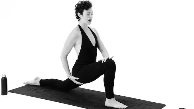 August 4 - LIVE Smoke + Flow Yoga Drop-In