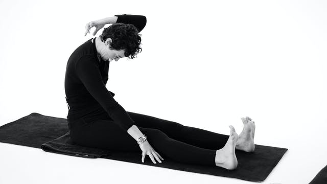 Recovery: Lower Back + Hamstrings