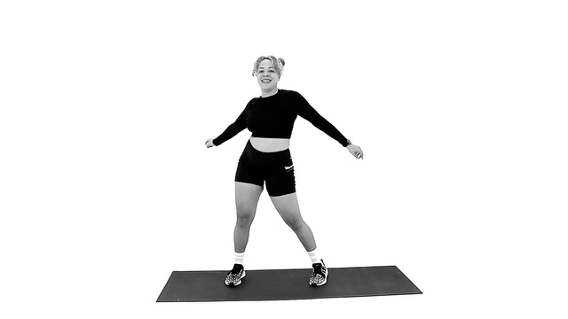 Lower Body Dance Cardio