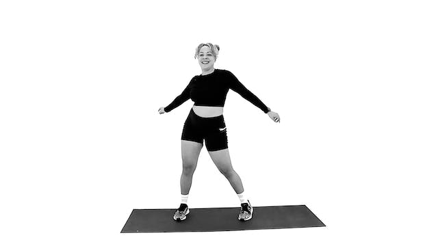 Lower Body Dance Cardio