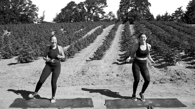 Energizing Sculpt - Hemp Farm Series
