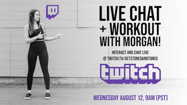 August 12 - LIVE Smoke + Chat with Mo...