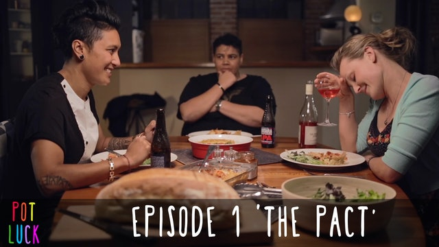 Episode 1: 'The Pact'