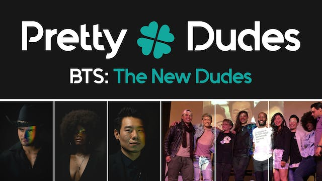 The New Dudes | PRETTY DUDES S2 | Beh...
