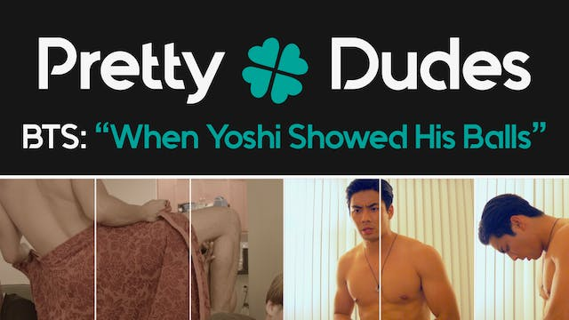 When Yoshi Showed His Balls | PRETTY ...