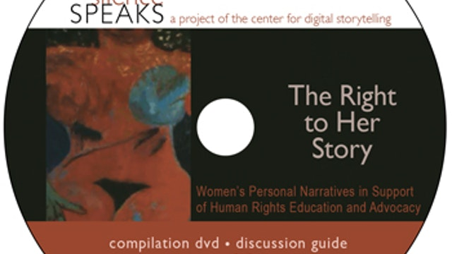 The Right To Her Story