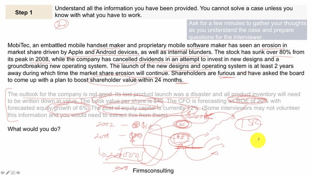 25 Full Case Corporate Finance