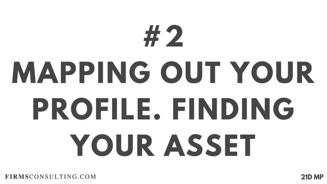 2 21 D MP Mapping out your profile an...