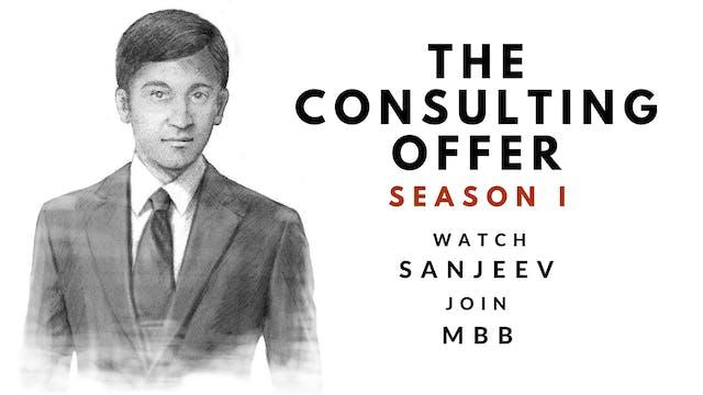 TCO I: Sanjeev joins BCG
