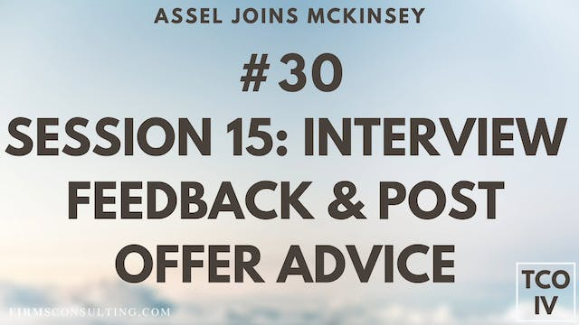 CSCI Assels Feedback & Lessons after ...
