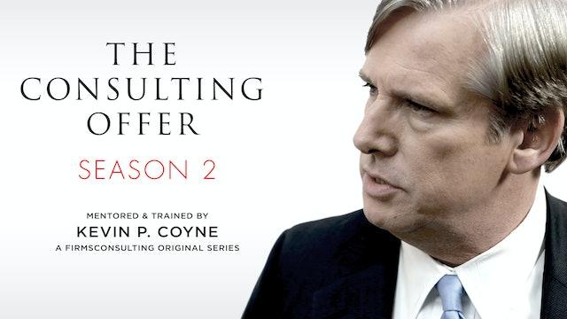 TCO 2: 1 ex-McKinsey Partner Kevin P Coyne Coaches Alice & Michael