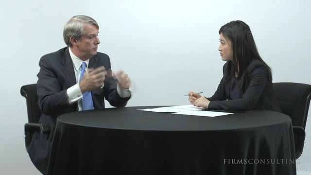TCO II E12 15. THE UNIQUE VALUE OF MDS & PHDS IN A CASE INTERVIEW?