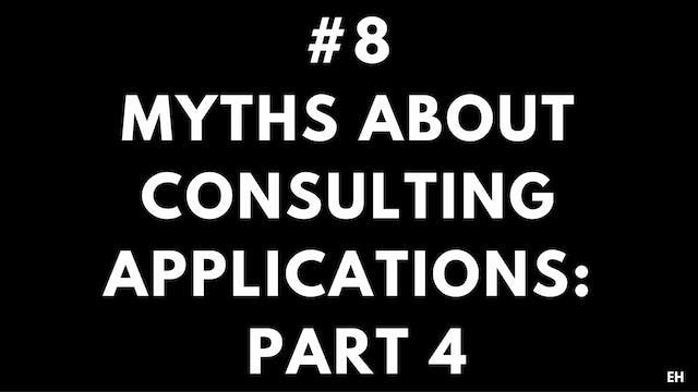 8 3.4 EH Myths about consulting appli...