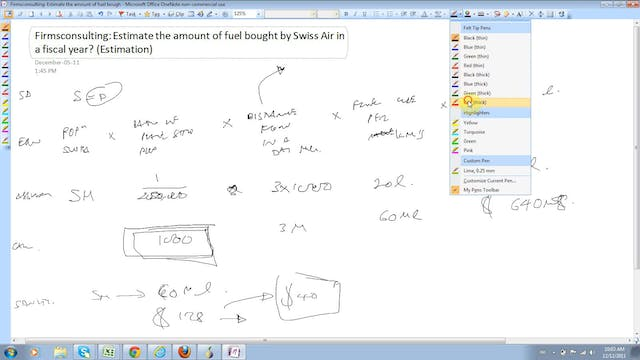 10 Estimation Estimate the amount of ...