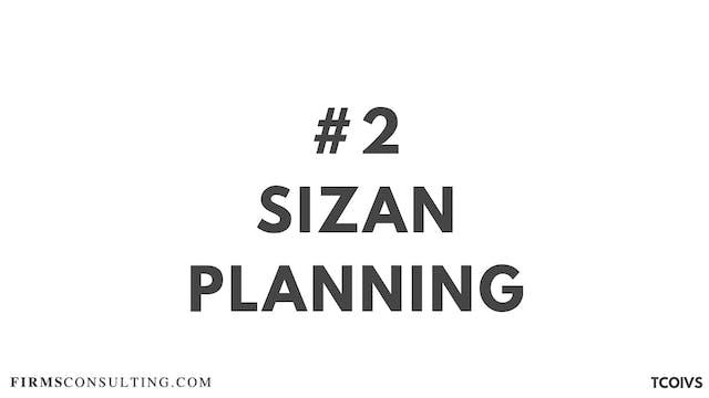 2 TCOIV Sizan 2 Sizan Planning