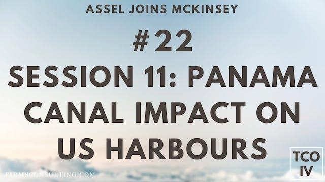 22 TCOIV ML S11 Panama canal impact o...