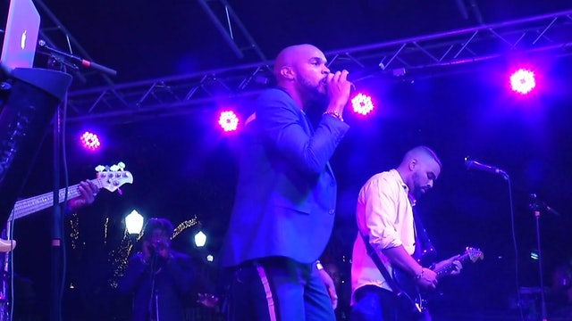Enposib DroXYani Live from Haiti Dec. 27th - Part 2
