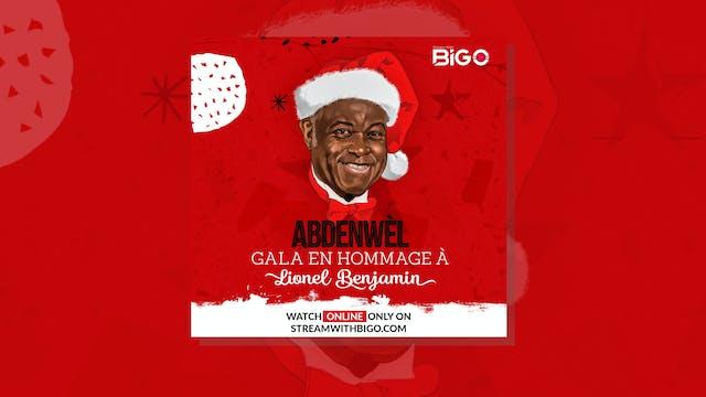Lionel Benjamin Abdenwèl - On Demand PPV Ticket