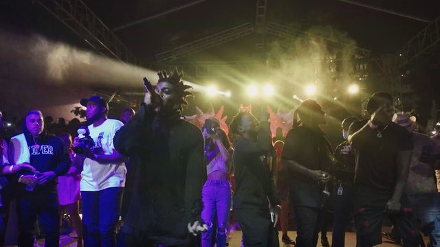 Miami Benefit Concert for Haiti (Kodak Black Performance)