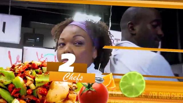S1: E3 Sandra VS Tania