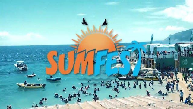 SumFest Live Online - Sunday July 25th