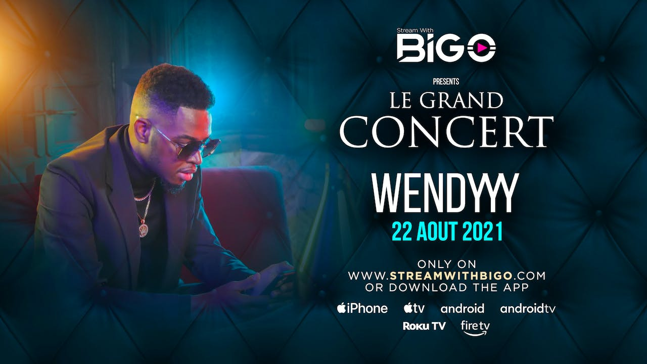 Le Grand Concert - Early Bird PPV Ticket*