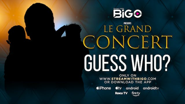 Le Grand Concert - Guess Who?