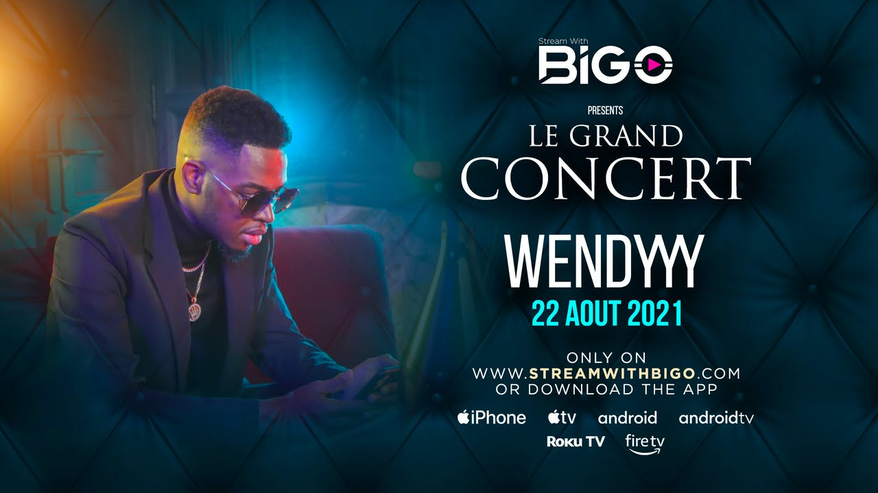 Le Grand Concert - Early Bird PPV Ticket