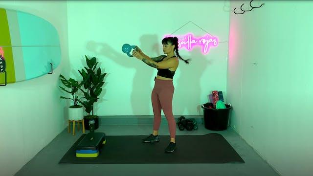 Kettlebell Workout 30
