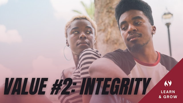 Value #2 Integrity