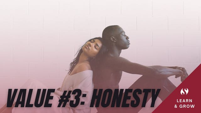 Value #3 Honesty