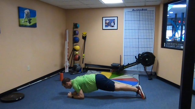 Workout #18