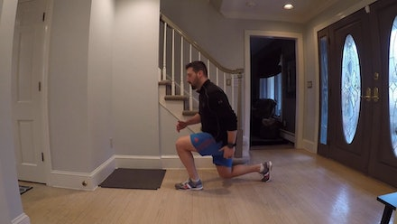 Strength Training For Runners Video