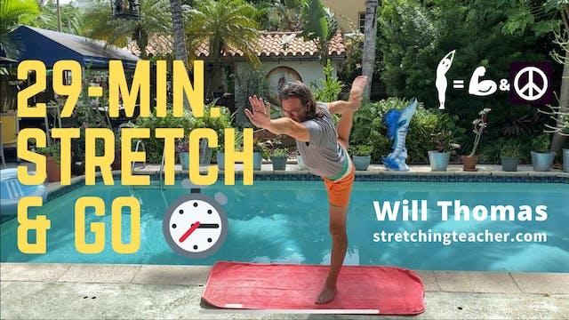 29-Minute Stretch & Go