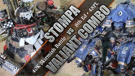 StrikingScorpion82PLUS Video