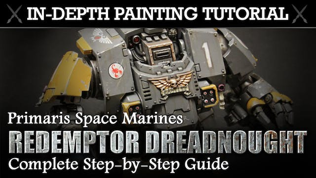 PRIMARIS SPACE MARINES In-Depth Painting Tutorial
